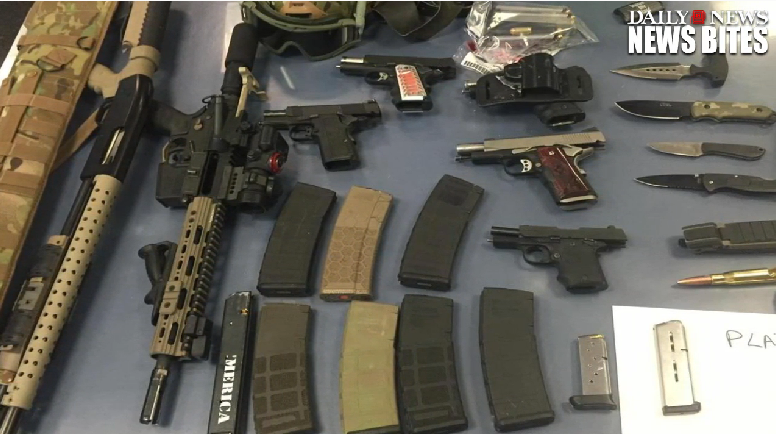 Police Nab Trio of 'Vigilantes' at Holland Tunnel With Loaded Guns, Ballistic Vests