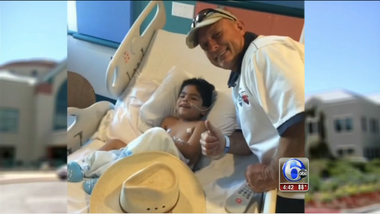 CA Officer Saves Boy from Drowning With CPR, Prayer