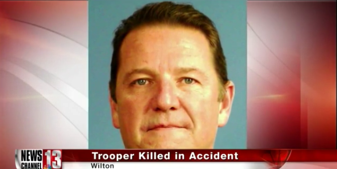 NY State Trooper Dies After Being Hit by Car