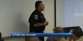 MA Lieutenant Teaches Fellow Officers About Autism