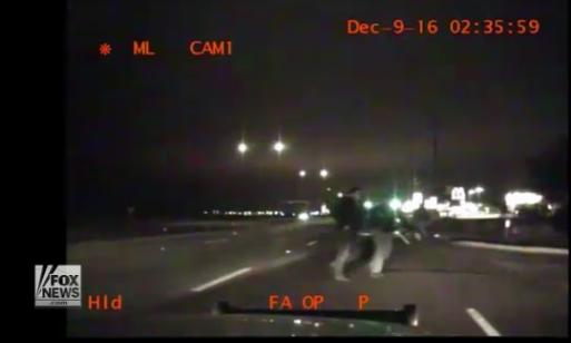 TX Officer Struck by Alleged Drunk Driver During Sobriety Test