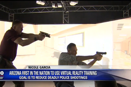 Arizona DPS Buys $2 Million of High-Tech Training Simulators