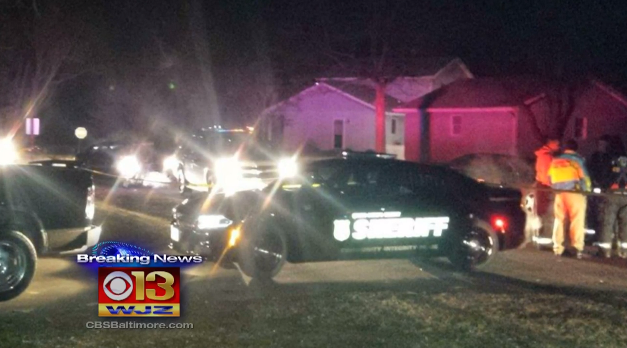 Maryland Deputy Wounded, Suspect Killed in Gunfire Exchange