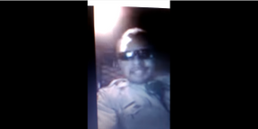 L.A. Deputy Appears to Ignore Gunshot Call to Speak to Woman