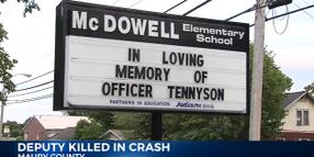 TN SRO Dies in Crash En Route to School