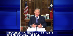 TX Governor Signs Sanctuary Cities Ban Into Law