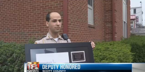 Point Blank Honors KY Deputy Saved by Ballistic Vest