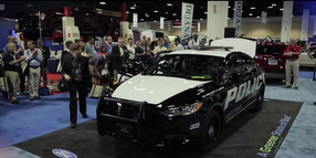 Ford Reveals First Responder Hybrid