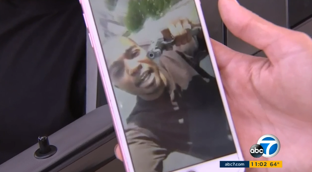 Homicide Suspect in CA OIS Streamed Shootout on Facebook