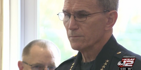 San Antonio Chief Angrily Responds to Police Haters