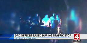 Detroit Officer TASERed by Woman During Marijuana Investigation
