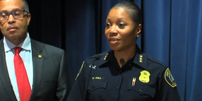 Detroit PD's Renee Hall to be New Dallas Chief of Police