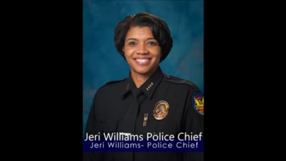 Chief Says Phoenix Police on