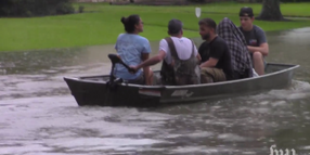 At Least 8 Dead in Harvey Flooding, TX Officials Say