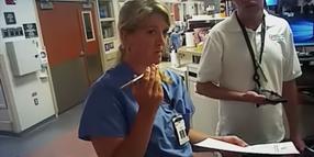 Utah Nurse Handcuffed Over Refusal to Draw Blood from Crash Victim