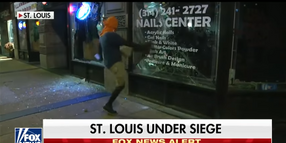 More than 80 Protesters Arrested in St. Louis; Officers Assaulted with Chemicals, Rocks