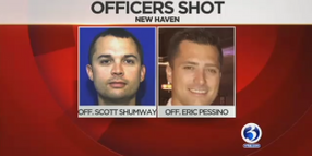 2 CT Officers Shot, Recovering After Standoff with Suspect