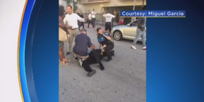 Woman Runs Over FL Officer Before Being Fatally Shot