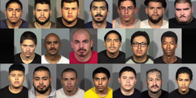 Police Say Las Vegas Safer After Operation Cripples Area Gang