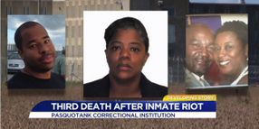 Third NC Corrections Employee Dies from Inmate Attack Injuries