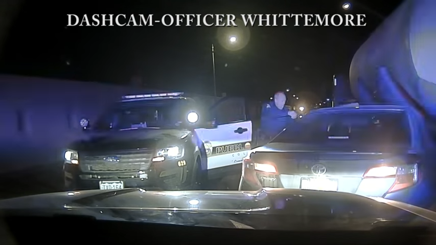 CO Agency Releases Footage of August OIS Involving
