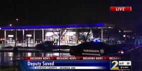 Bystander Shoots at Man Reportedly Attacking GA Deputy