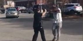 Good Samaritan Helps SC Officer Subdue Resisting Suspect