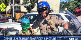 CA Officer Struck by Truck in Crash Caused by DUI Suspect, Suffers Major Injuries