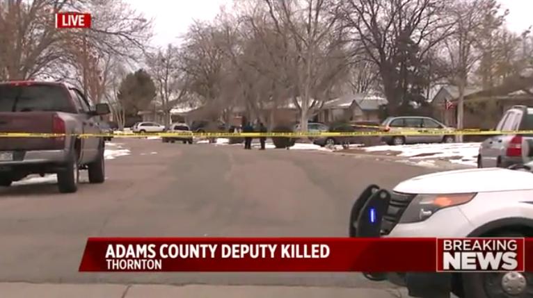 Slain CO Deputy Identified; 1 Suspect in Custody, 2 at Large
