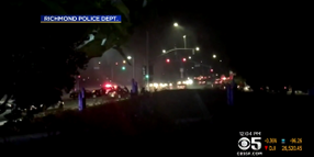 CA Officer Struck by Car While Trying to Break Up Sideshow