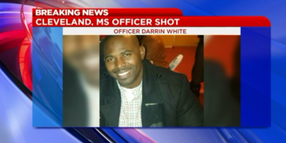 Mississippi Officer Shot, Suspect in Custody