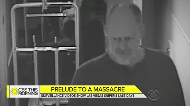 Las Vegas Gunman Showed