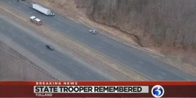 Connecticut Trooper Killed in Crash with Tractor-Trailer