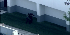 Officers Say They Went Past Deputies into Parkland School During Shooting