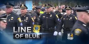 Thousands Mourn Slain Massachusetts Officer