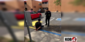 New Mexico Officer Apprehends Murder Suspect on Her First Day