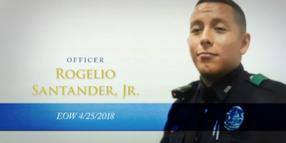 Thousands Attend Slain Dallas Officer's Funeral