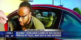 Councilman Backs Off Claims of Racial Profiling by Texas PD