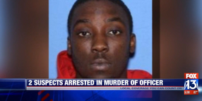 Second Man Wanted in Shooting Death of Arkansas Officer Arrested