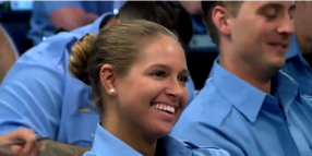 Colorado Police Seeing Increase in Female Recruits