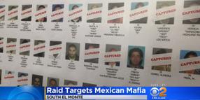 FBI Raids Target Mexican Mafia's L.A. Jail Drug Trafficking
