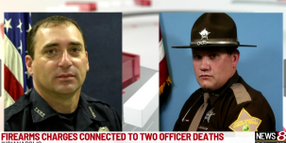 Federal Gun Charges for 3 Associated with Indiana Officers' Deaths