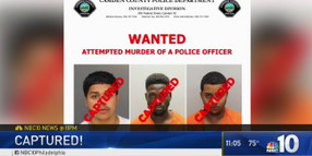 All Suspects in Ambush Shooting of 2 New Jersey Officers Caught