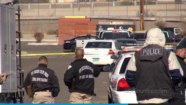 Albuquerque Undercover Officer Critically Wounded in Blue-on-Blue Shooting