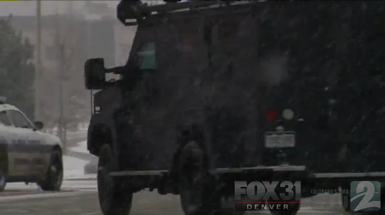 Armored Police Vehicles Played Major Role in Saving Lives During Colorado Springs Shooting