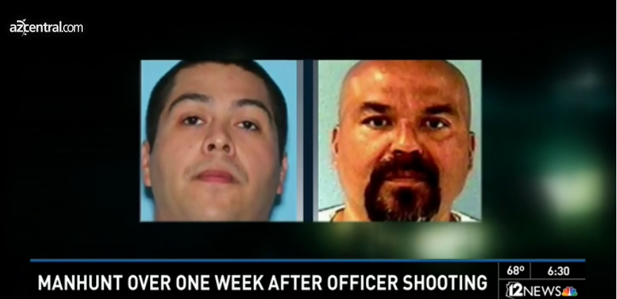 2 in Custody Over Shooting of Arizona DPS Officer