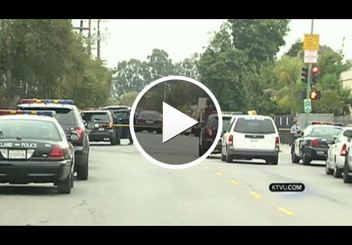 California K-9 Officer Shoots, Kills Suspect