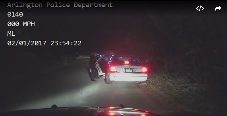 Grand Jury Clears Texas Officer in Fatal Shooting of Driver Who Ran Over Fellow Officer Twice
