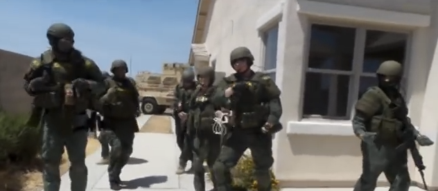 Avondale, AZ, Police Perform