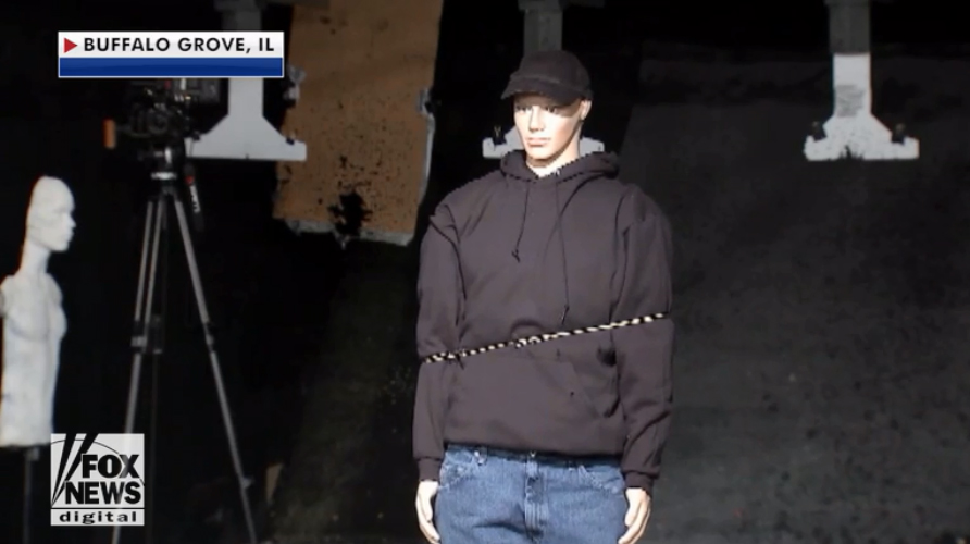 Illinois Police Test New Device that Ensnares Resistive Subject